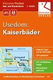 Usedom Kaiserbäder. Rad- und Wanderkarte 1 : 50 000