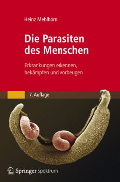 Die Parasiten des Menschen - Mehlhorn, Heinz