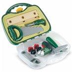 Theo Klein 8466 - Bosch: Werkzeugkoffer mit Ixo Akkuschrauber (Spielzeug)