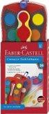 Faber-Castell Farbkasten Connector 24 Farben D 8+