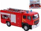 Die Cast Feuerwehr LKW L&S, Rückzug