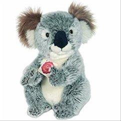 Teddy Hermann 914228 - Plüsch-Koalabär, 22 cm