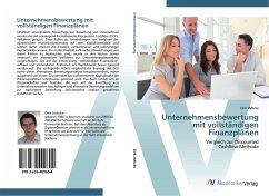9783639409604 - Jödicke, Dirk: Unternehmensbewertung mit vollständigen Finanzplänen - Buch