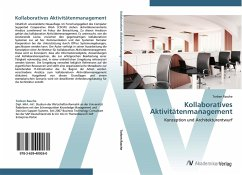 9783639409260 - Rasche, Torben: Kollaboratives Aktivitätenmanagement - Buch