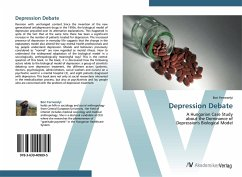 9783639409895 - Fernezelyi, Bori: Depression Debate: A Hungarian Case Study about the ***nce of Depression's Biological Model - Buch