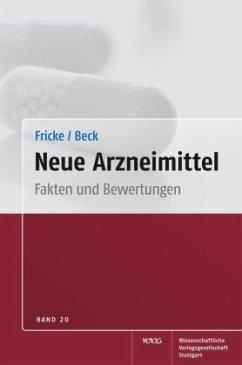 Neue Arzneimittel Band 20 - Fricke, Uwe; Klaus, Wolfgang