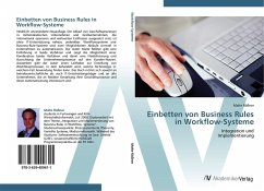 9783639409611 - Rößner, Malte: Einbetten von Business Rules in Workflow-Systeme - Kniha
