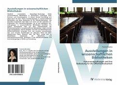 9783639408898 - Brzoska, Yvonne: Ausstellungen in wissenschaftlichen Bibliotheken - Buch