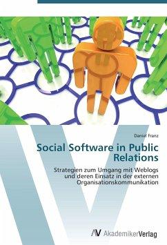 9783639408874 - Franz, Daniel: Social Software in Public Relations - Buch