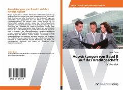 9783639405194 - Özcan, Sedat: Auswirkungen von Basel II auf das Kreditgeschäft - Buch