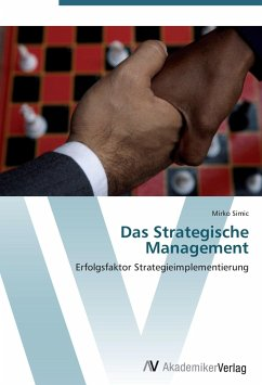 9783639409451 - Simic, Mirko: Das Strategische Management - Buch