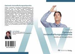 9783639409178 - Weigold, Corina: Optimale Instandhaltungszeitpunkte - Buch