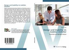 9783639409932 - Cordes, Britta: Design und Usability im mobilen Zeitalter - Buch