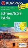 Kompass Karte Istrien; Istra; Istria