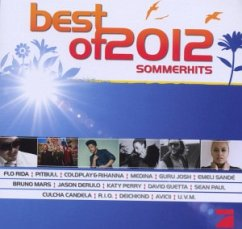 Best Of 2012-Sommerhits - Diverse
