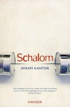 Schalom - Kantor, Avram