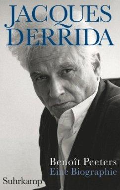 Jacques Derrida - Peeters, Benoit