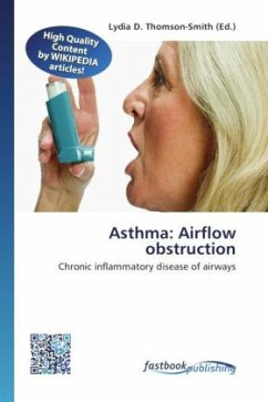 Asthma: Airflow obstruction