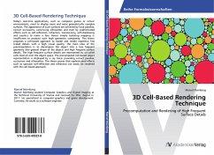 9783639409338 - Nürnberg, Marcel: 3D Cell-Based Rendering Technique - Buch