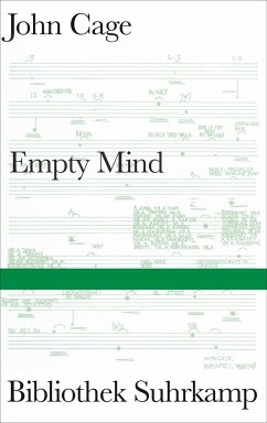Empty Mind - Cage, John