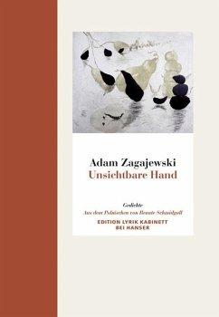Unsichtbare Hand - Zagajewski, Adam