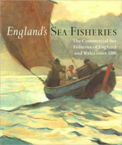 England's Sea Fisheries - Starkey, David