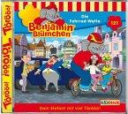 Die Fahrrad-Wette / Benjamin Blümchen Bd.121 (1 Audio-CD)