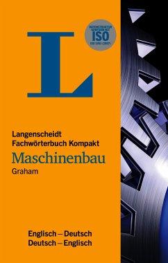Langenscheidt Fachwörterbuch Kompakt Maschinenb...