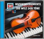 Musikinstrumente / Akustik, 1 Audio-CD