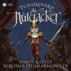 Der Nussknacker-Highlights - Rattle,Simon/Bp