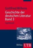 Geschichte der deutschen Literatur Band 3
