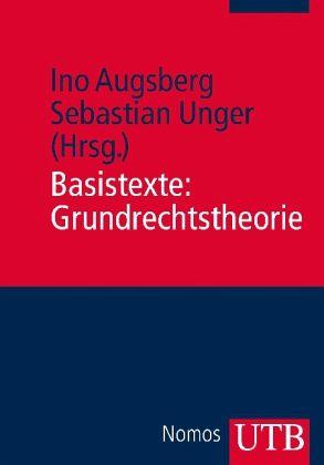 Basistexte: Grundrechtstheorie