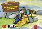 Bildkarten für unser Erzähltheater: Der barmherzige Samariter