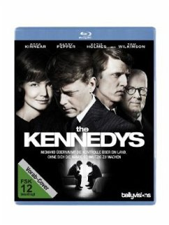 THE KENNEDYS - Die komplette 8-teilige Serie - Cassar,Jon