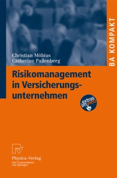Risikomanagement in Versicherungsunternehmen (eBook) - Christian Möbius, Catherine Pallenberg