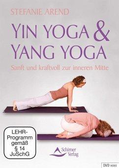 Yin Yoga & Yang Yoga, 1 DVD