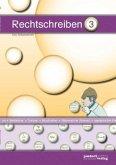 Rechtschreiben 3 / Rechtschreiben Selbstlernheft Bd.3