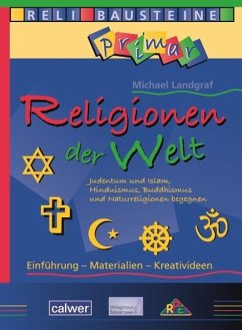 Religionen der Welt - Landgraf, Michael