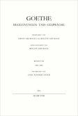Goethe - Begegnungen und Gespräche 1811-1812