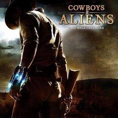 Cowboys & Aliens Wall Calendar