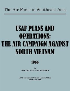 USAF Plans and Operations - Staaveren, Jacob van; Usaf Historical Division Liason Office