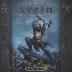 Das schwarze Auge - Stein - Isenborn, 2 MP3-CDs