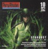 Perry Rhodan, Stardust - Episode 61 - 80, 10 MP3-CD
