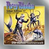 Die Hundertsonnenwelt / Perry Rhodan Silberedition Bd.17 (2 MP3-CDs)
