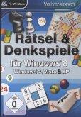 Rätsel und Denkspiele Spiele für Windws 8 (PC)