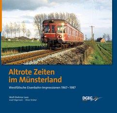 Altrote Zeiten im Münsterland
