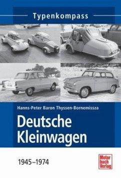Deutsche Kleinwagen - Thyssen-Bornemissza, Hanns-Peter von