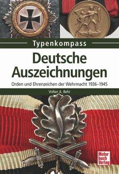 Deutsche Auszeichnungen - Behr, Volker A.