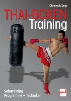 Thai-Boxen Training