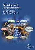 Arbeitsbuch Zerspantechnik